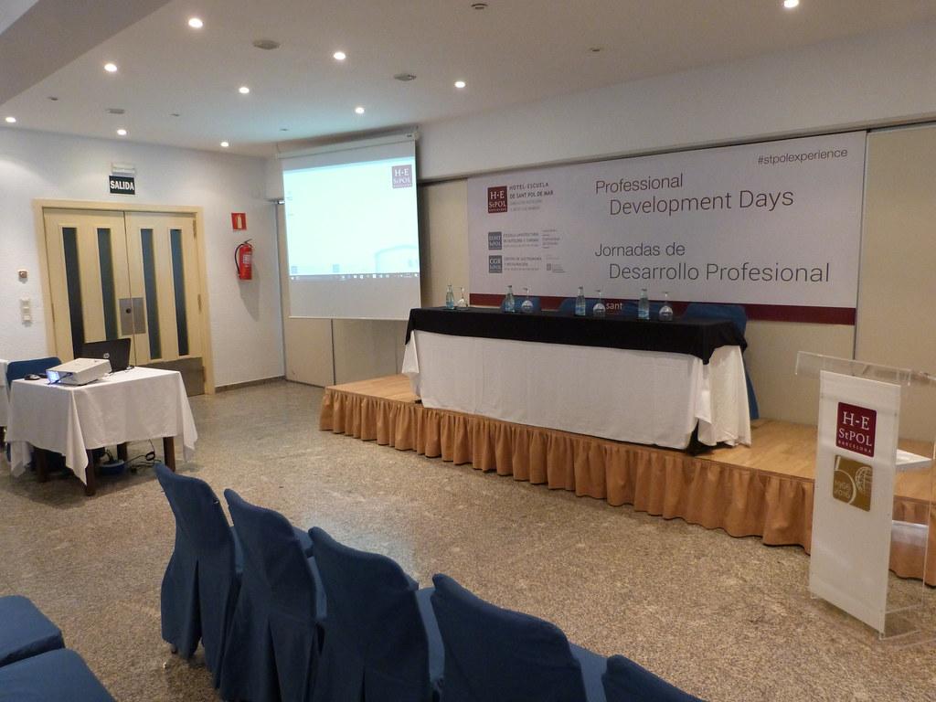 Jornadas de Desarrollo Profesional 2017