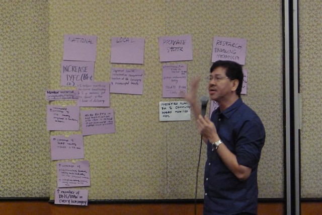Launch of the Philippines Civil Society Alliance for Scaling Up Nutrition