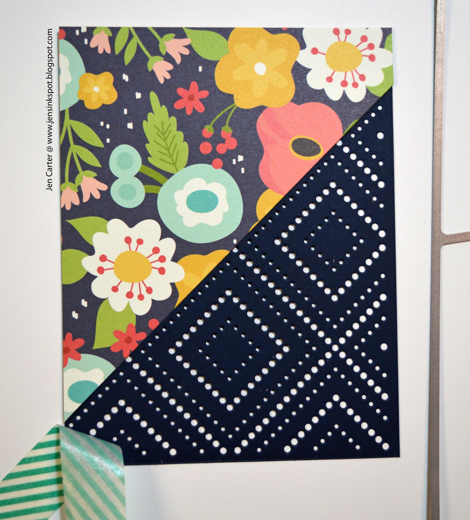 Jen Carter LID Color Block Die 4