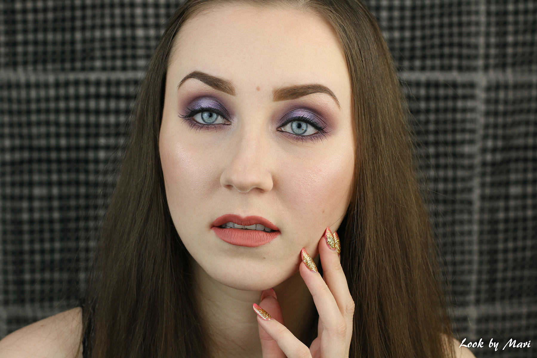 2 lilac violet dramatic smoky eye eyes colorful dark smoky eye ideas inspo tutorial