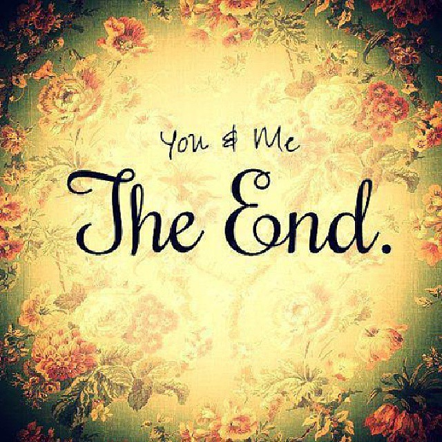 Happy Ending Bad Ending Love Quotes Relationship Quo Flickr