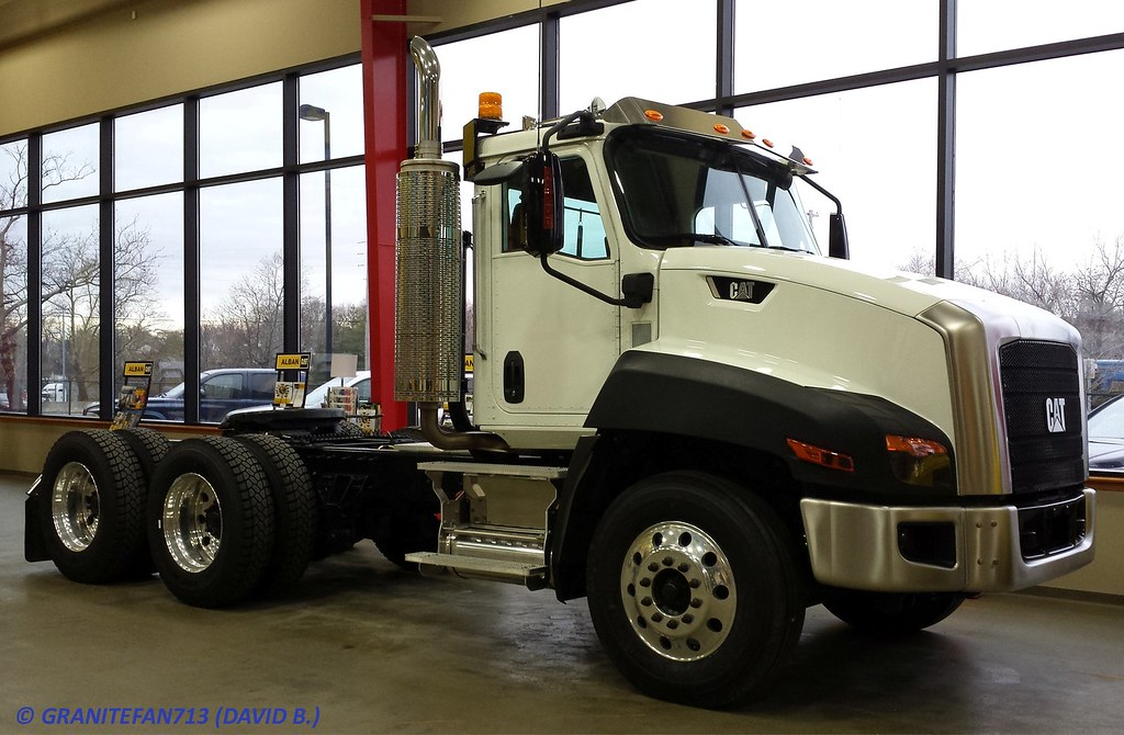 2013 Cat CT660 Tractor   Trucks, Buses, & Trains by granitefan713 ...