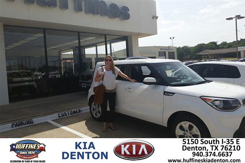 Congratulations To Jennifer Thomason On Your Kia Soul Fr
