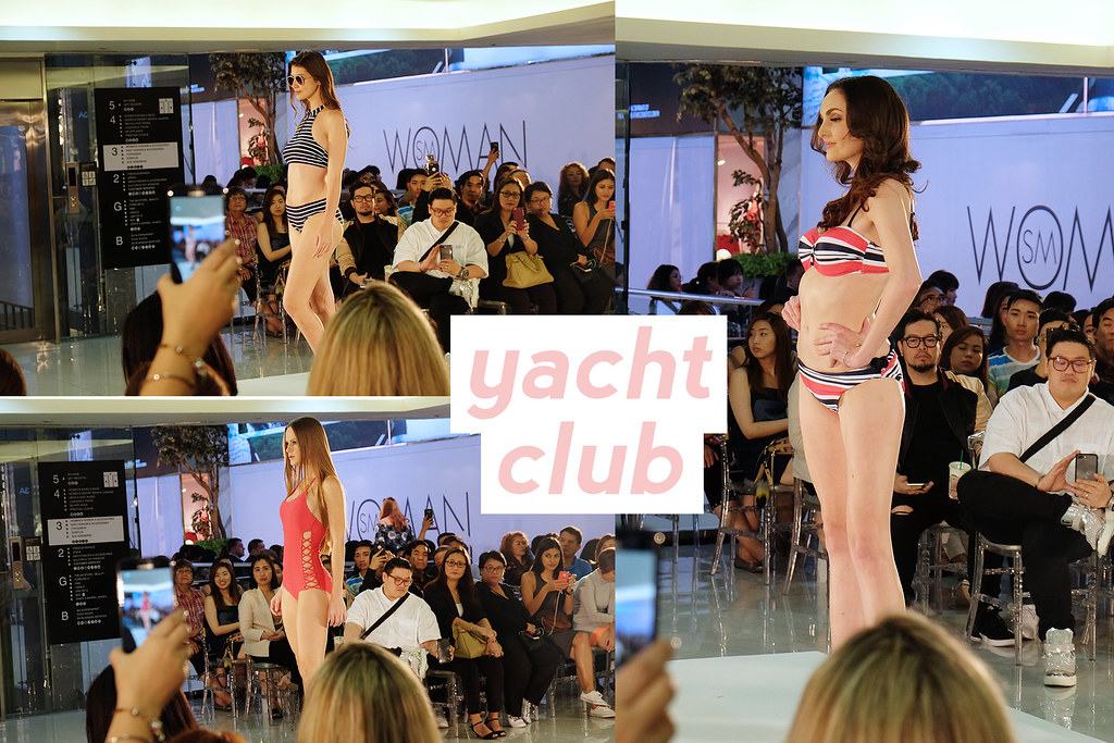 Patty Villegas - The Lifestyle Wanderer - SM Woman - Spring Summer 2017 - Yacht Club