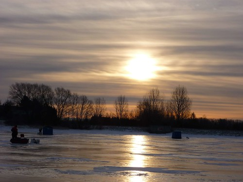 Valens lake ice fishing hamilton conservation for Lake hamilton fishing report