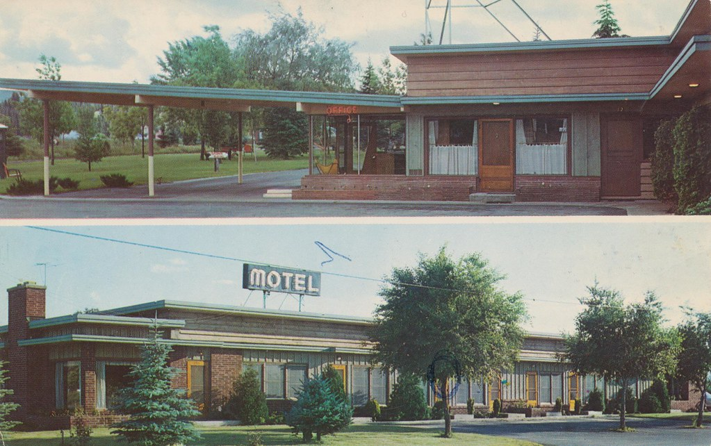 Eastwood Motel - Spokane, Washington