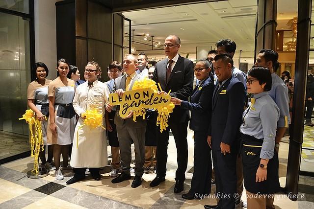 2.Lemon Garden Buffet @ Shangri-La Hotel KL