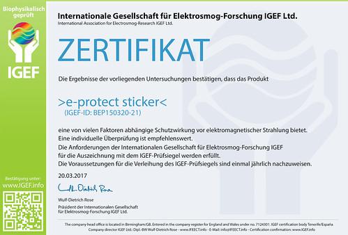 IGEF-Zertifikat-17-BEP1-DE