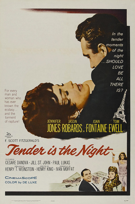 Tender Is the Night - Poster 3