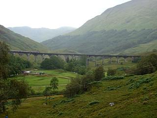 014 Viaduct Glenfinnan Harry Potter