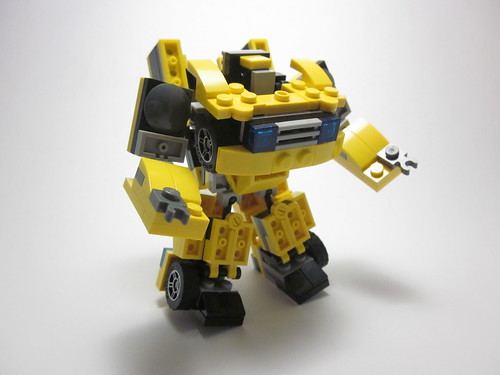 Transformers Prime: Bumblebee- Robot Mode | Bumblebee from ...