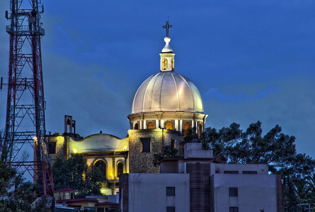 Iglesia de La Paz