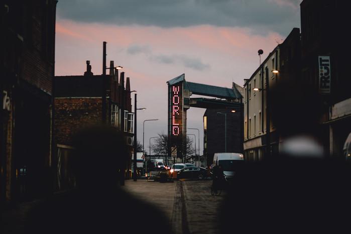 The City Speaks. Photo: © Thomas Arran