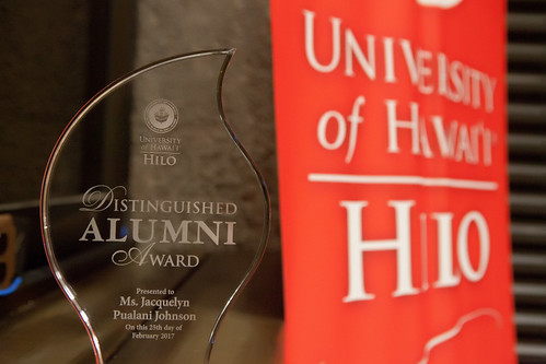 UH Hilo's 17th Annual Distinguished Alumni and Service Awards Banquet