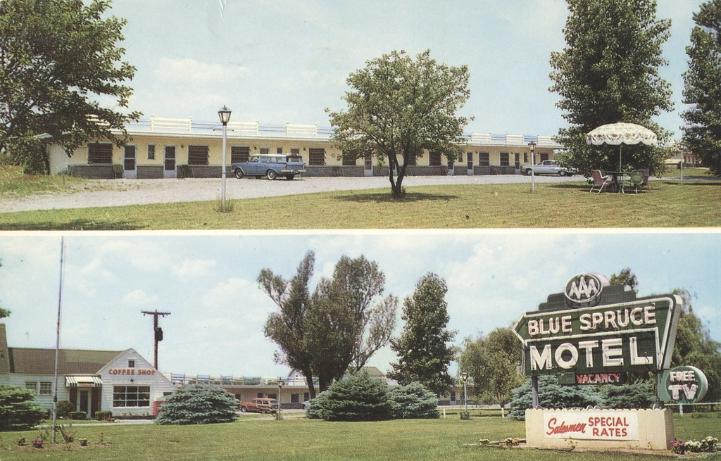 Blue Spruce Motel & Restaurant - Valatie, New York