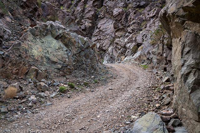 Goler Canyon Road