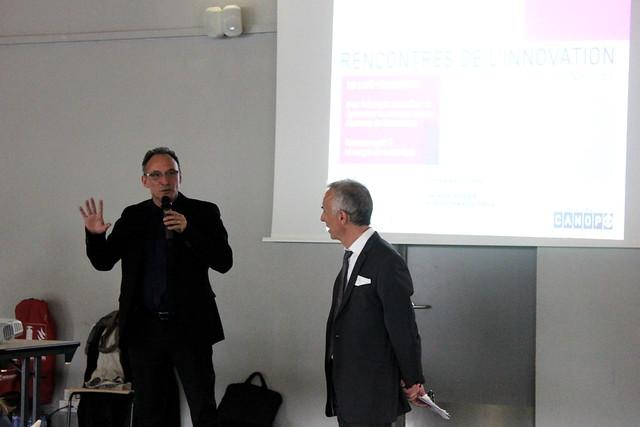 Rencontres de l'innovation - Département du Rhône