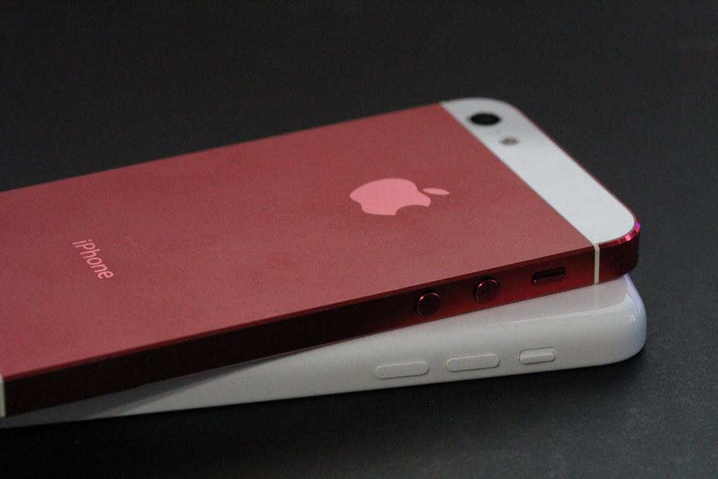 Iphone 5c Vs 5