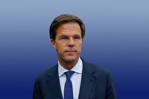 Minister-president  Mark Rutte | by Roel Wijnants