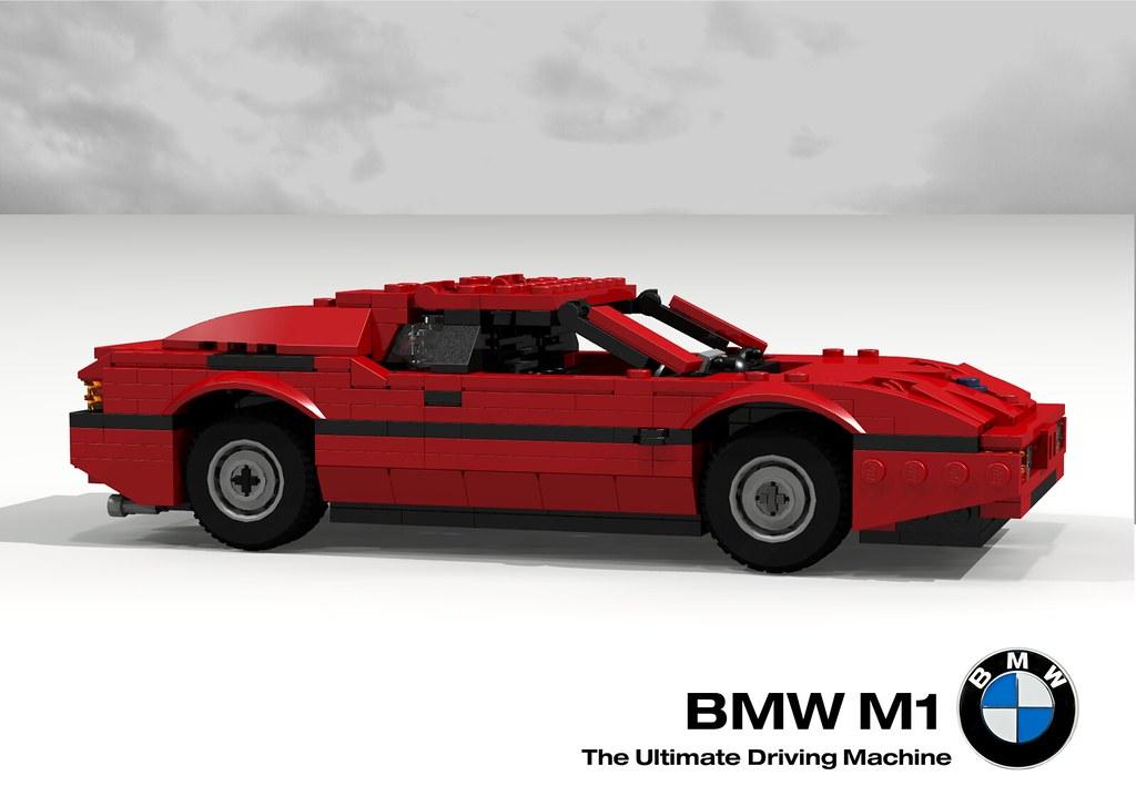 bmw m1 1976