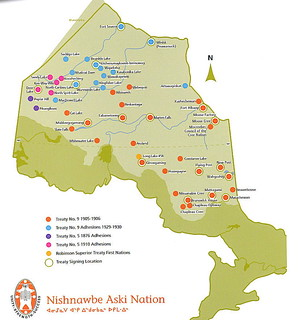 treaty signing locations march 2006 | by Matawa First Nations Management