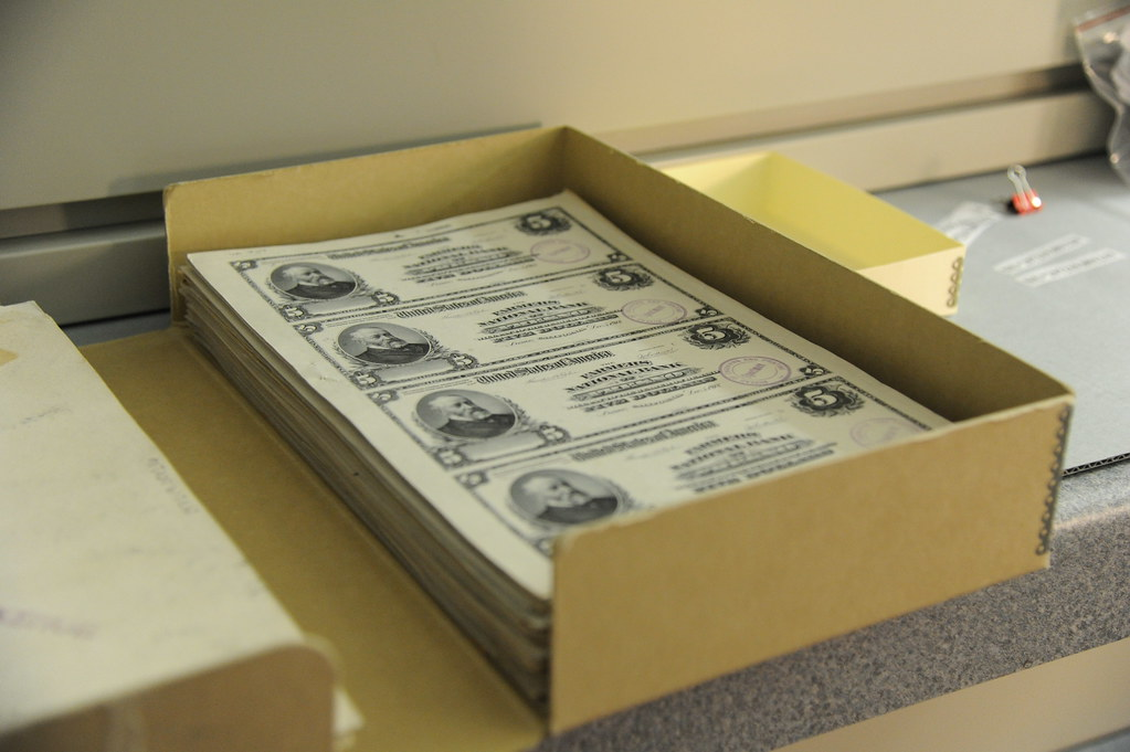 Certified Plate Proofs In The Museums National Numismatic Flickr