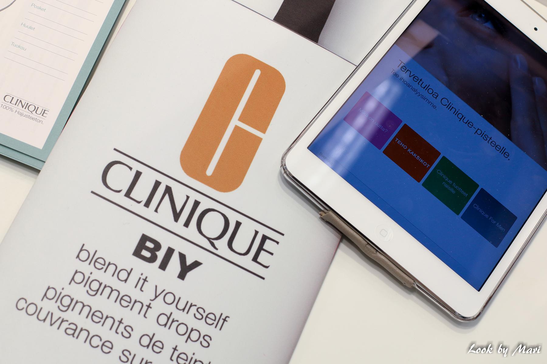 3 clinique stockmann ihoanalyysi ihotyyppi testi kokemuksia tuotteet ovatko hyviä
