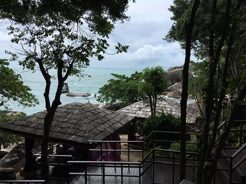 今日のサムイ島 3月31日 シービュースパ シラロムスパ