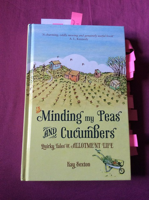 Minding my Peas and Cucumbers, by Kay Sexton