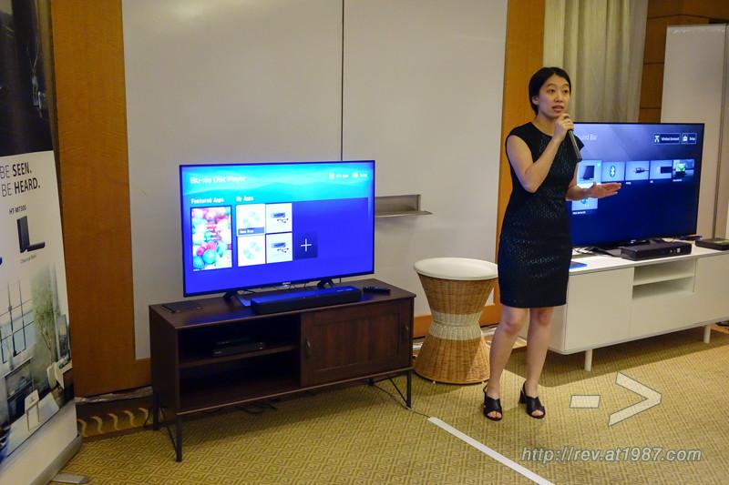 Sony Compact Soundbar