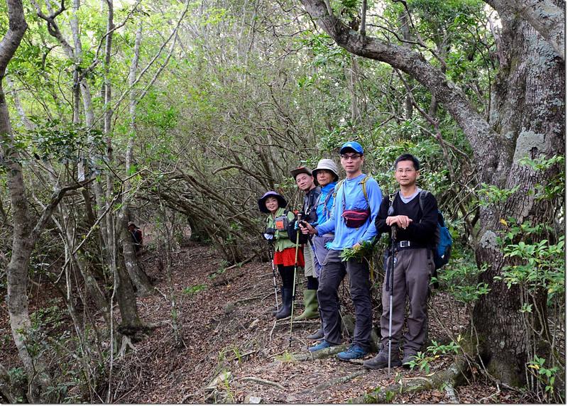 朗吾呂山稜線 7