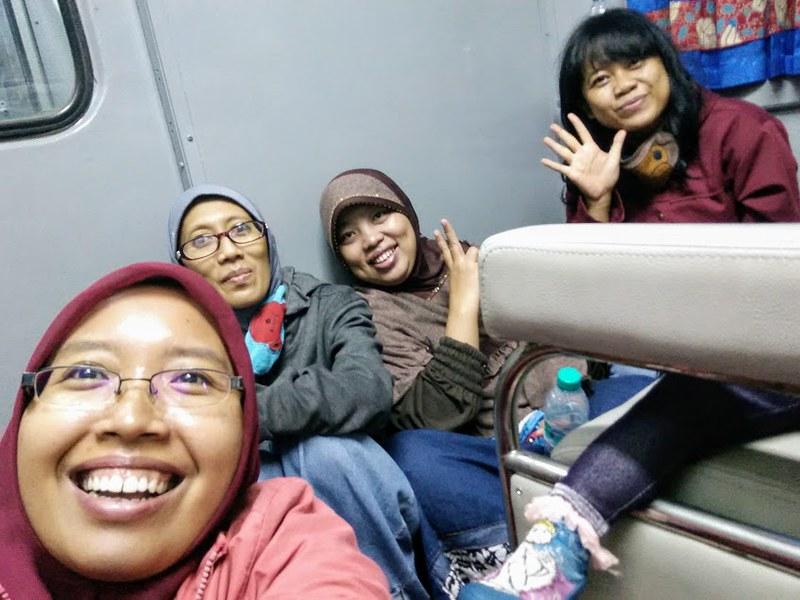 Pengalaman Naik Kereta Api dari Surabaya ke Denpasar