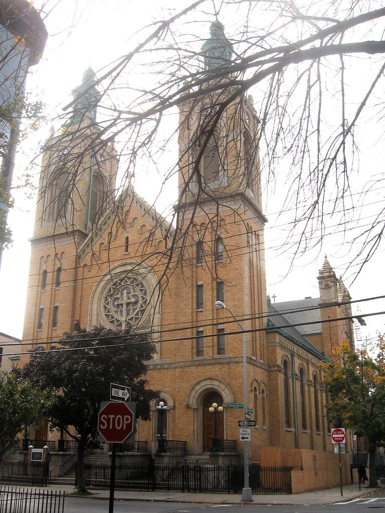 St. Aloysius Roman Catholic Church, Jersey City