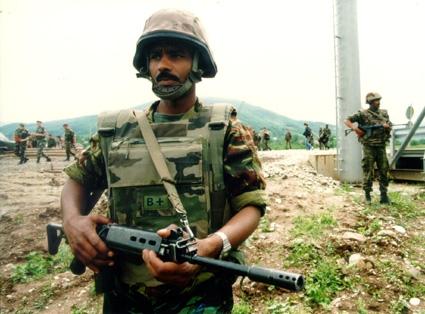 Les F.A.R. en Bosnie  IFOR, SFOR et EUFOR Althea 32095100654_1325446fac_o