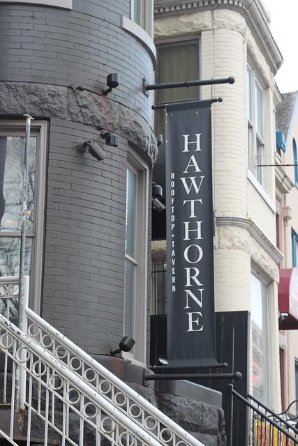 Hawthorne brunch