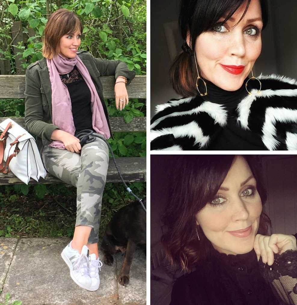 Fashion Blogger Girl Crush... Tracey - The Naughty Forty Diaries