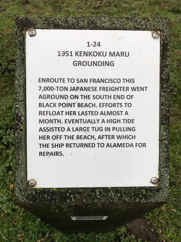 Kenkoku Maru Grounding