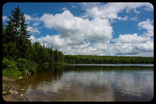Grout Pond, Green Mountain National Forest | by goingslowly