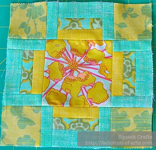 Tula City Sampler Block 3 | by SqueekCrafts