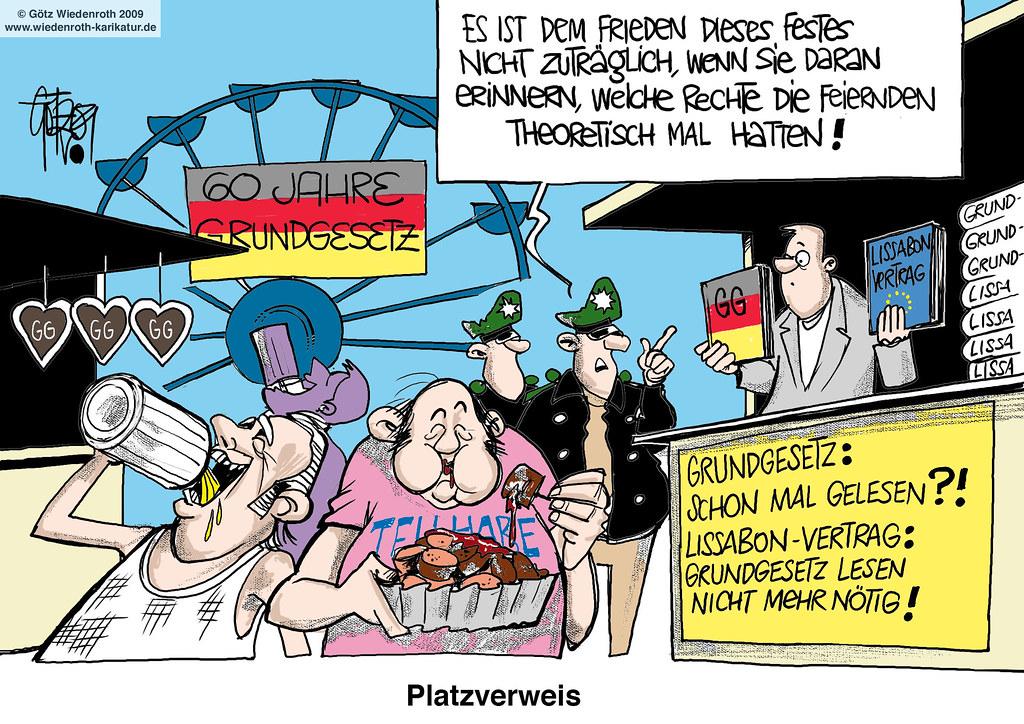 Wiedenroth Karikatur Bildunterschrift Platzverweis60 Ye Flickr