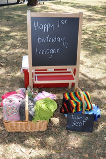Imogen's First Birthday | by House of Lane