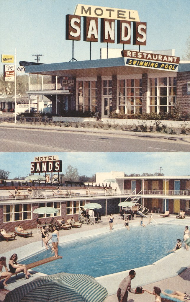 Sands Motel - Texarkana, Texas