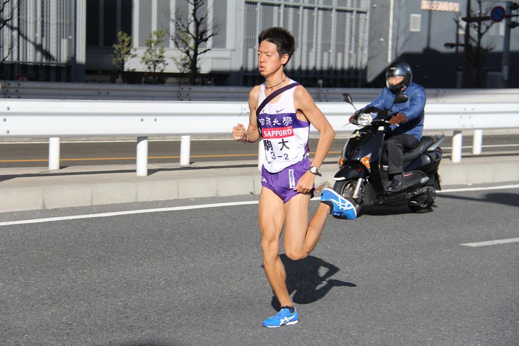 駒澤大学 村山 謙太選手 | 2014....