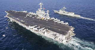 USS HARRY S. TRUMAN (CVN 75)_140214-N-ZZ999-003 | by U.S. Naval Forces Central Command/U.S. Fifth Fleet