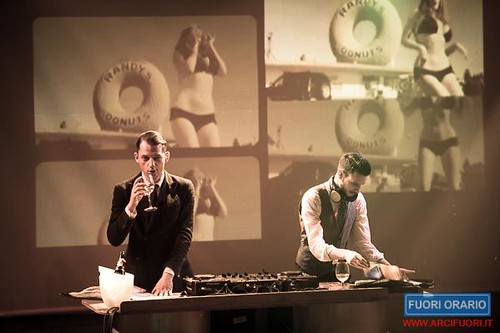 29/03/2014 Twist & Shout al Fuori Orario