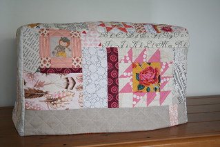 Sewing Machine cover for Melissa | by wooden spoon