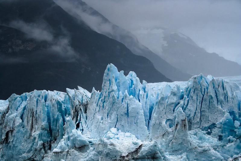 Lago Argentino y Perito Moreno
