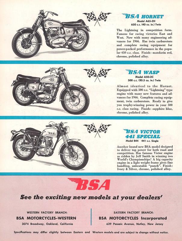 BSA 1966 3