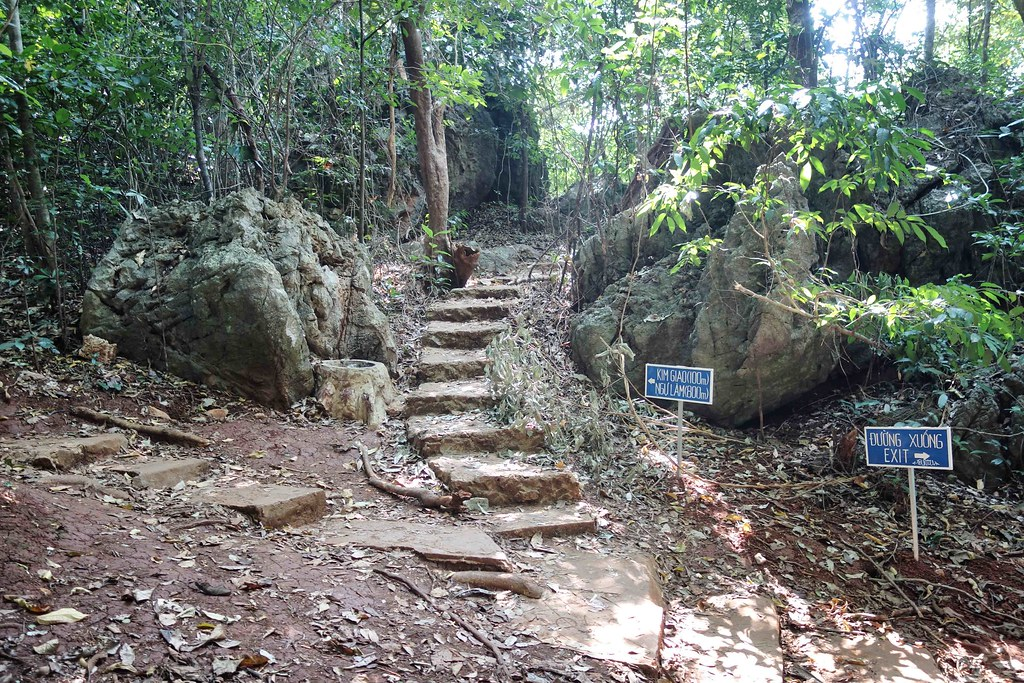 Cat Ba National Park - Chemin