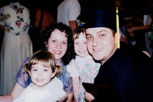 1999 Graduation Day